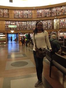 Eniola Aderibigbe - Study Abroad