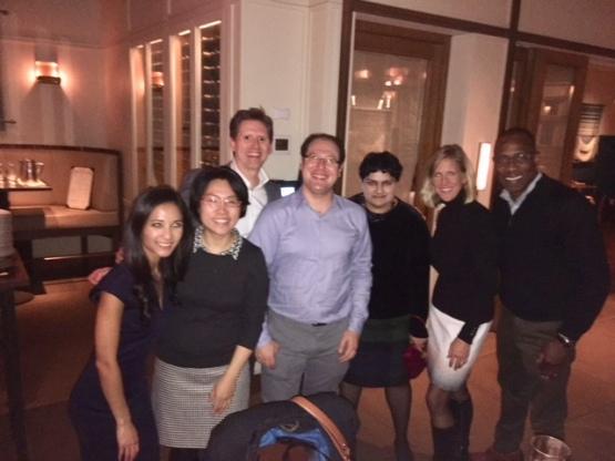 New York Alumni Event- November 2017 with Jen H