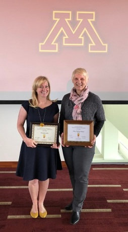 Cropped Duffy and Zellmer-Bruhn Faculty Awards
